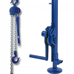 Hand operated devices